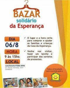 bazar esperança folheto panfleto 0608